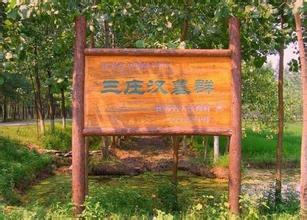三庄汉墓群